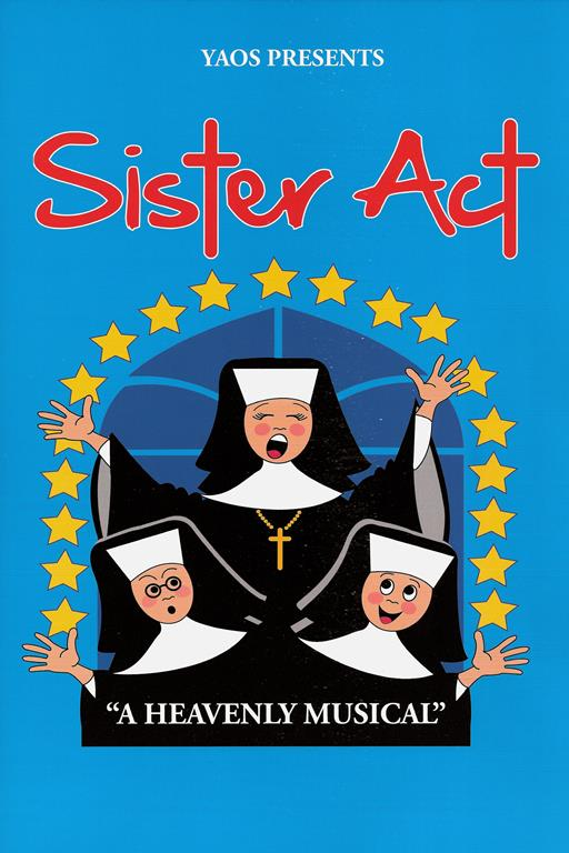 Sister Act - Front Cover