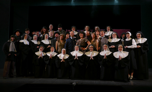 Sister Act Cast Photocall