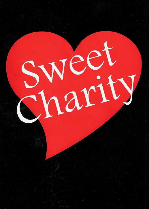 Sweet Charity Programme Front Cover